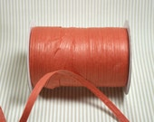 Rafia Ribbon - 100 yds - red