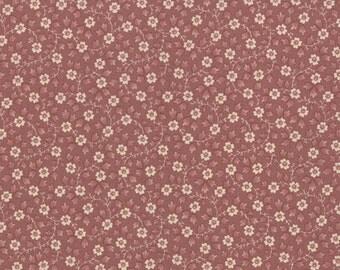 Plum Sweet - Posie in Lilac by Blackbird Designs for Moda Fabrics