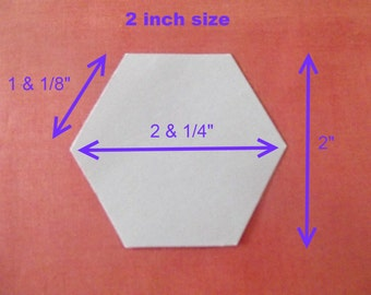 Popular Items For Hexagon Template On Etsy