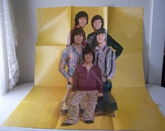 osmond brothers poster - 1970s teen pop music - donny osmond