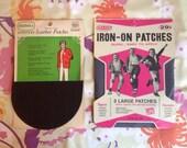 Vintage Repair Patches