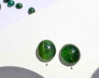Apatite CaTs eYe. Bottle GREeN LuSCiOuS TrAnSpArEnT Green ShArP EyE. 1 pc. Oval. 9x8 2.59cts (Ap400B)