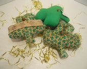 St. Patricks Day Primitive Shamrock Bowl Fillers