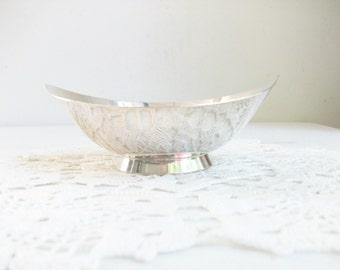 Cohr Denmark Silver Bowl //