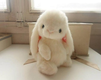 PDF file for Sewing Pattern for 6 inch Bunny