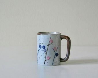 Vintage Ceramic Mug,Mod mug