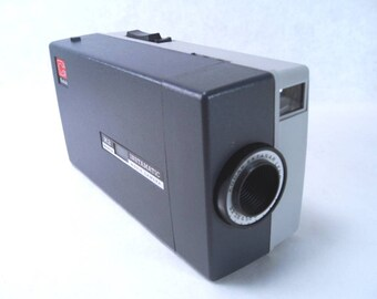 Vintage Kodak Instamatic M2 8mm Movie Camera 70s x