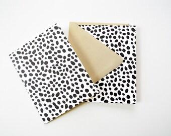 Black Dot Card