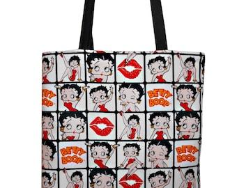 Betty Boop Reversible Tote Bag