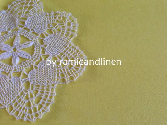 Silk Fabric Goose Yellow Silk Cotton Blend Twill Fabric