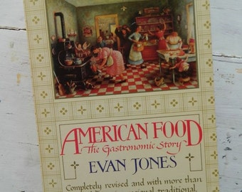 American Food: The Gastronomic Story
