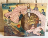 Vintage Children's Booklet of World Cultures - It's Always Breakfast Time Somewhere - Mid-Century 1950s - Educational