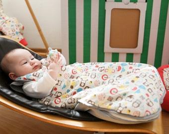 Mezoome Organic baby Sleep sack / Baby bunting bag
