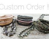 Custom Order jcroo22