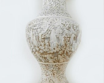 Unique  60s Ornate Lamp