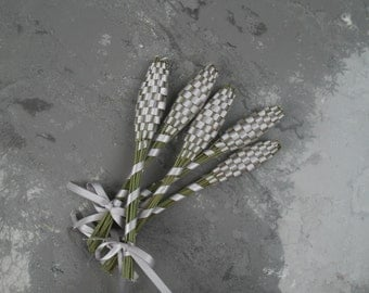 Lavender Wands - Silver Small