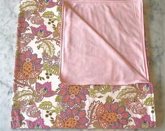 CUSTOM. Receiving Blanket. Swaddling blanket. Nursing Cover up. Baby Shower Gift. CHOOSE your FABRIC.