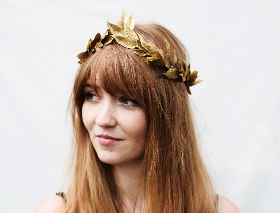 Head Wreath Greek Greek Goddess Hair Wreath