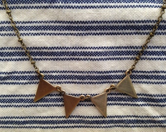 Fair Bunting Festival Necklace