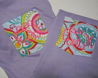 Pocket tshirts for the whole family