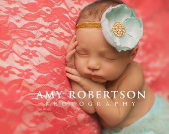 The ANGELIQUE Headband - Preemie to Adult Sizes Available