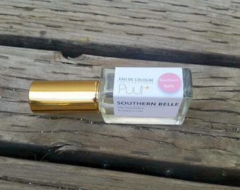 Southern Belle Spray Perfume - Honeysuckle Rose  - Eau de Cologne - Fine Fragrance with Atomizer 1oz Unisex Scent
