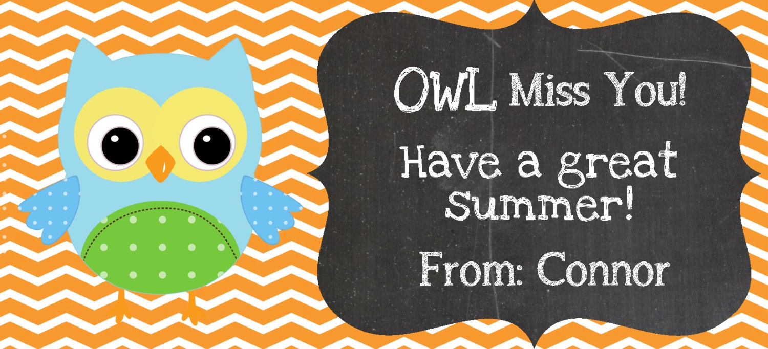 Owl Messages For Teachers | just b.CAUSE