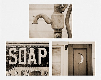 Popular items for vintage bathroom art on Etsy