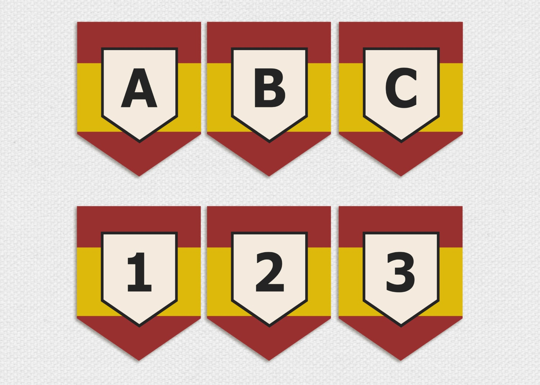 photo relating to Printable Spanish Flag identify tertipesdesignstudio - Printable Spanish Flag Pennant Banner