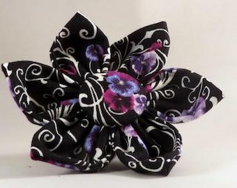 Dog Flower, Dog Bow Tie, Cat Flower, Cat Bow Tie - Papillon