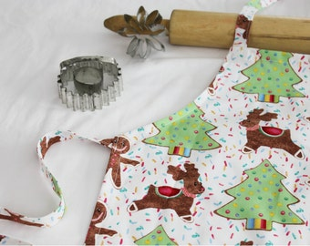 Christmas Cookie and Sprinkles Child Apron