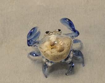 Small Sand Crab