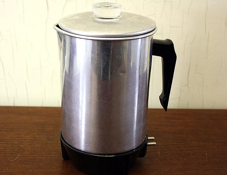 Vintage Electric Coffee Pots 98