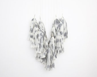 Moon Tassel Mobile