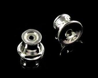 Sterling Silver  Ear Nuts