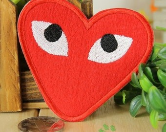 Iron on Fabric Patch - Red Heart - FP71