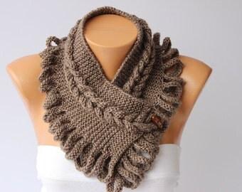 Neckwarmer Crochet scarf   ,scarf, woman scarf gift  crochet scarf red crochet scarf