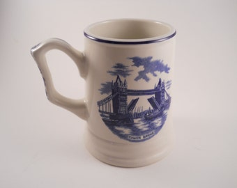 Porcelain Cup London Pride Weatherby and Son Staffordshire Pottery