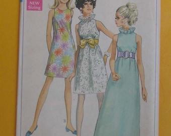 Simplicity Dress Pattern 7955 Vintage 1968