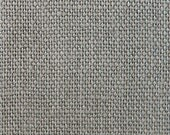 "26"" x 58"" - 1 Piece - SALE  - Heavy Linen Fabric -  Home Furnishings and Upholstery Fabric- Color:  Grey Scale"