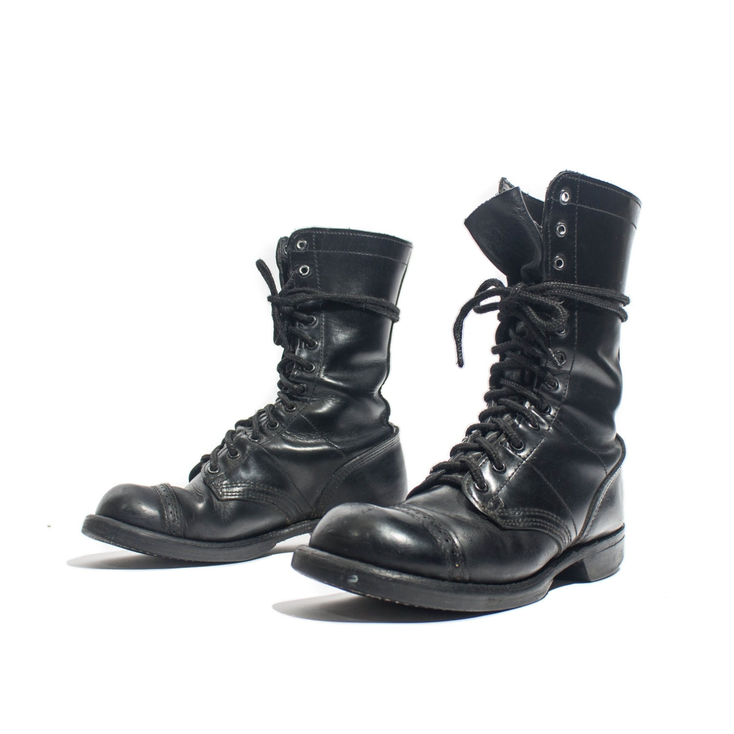 Paratroopers Jump Boots