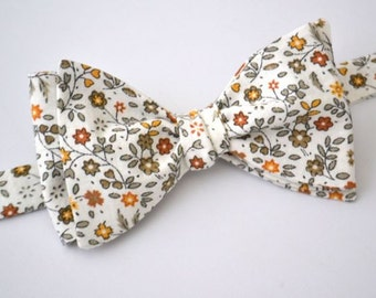 Freestyle Bow Tie- Boho Floral