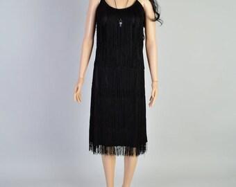 Little Black Dress Embroidery Design For Onesie