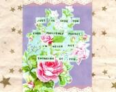 Quote Postcard: Virginia Woolf