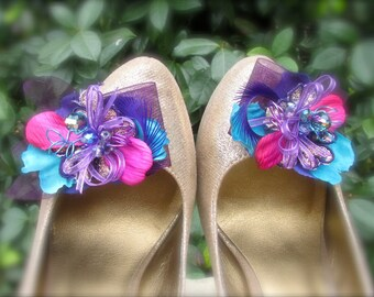 Wedding Shoe Clips Spring Combi