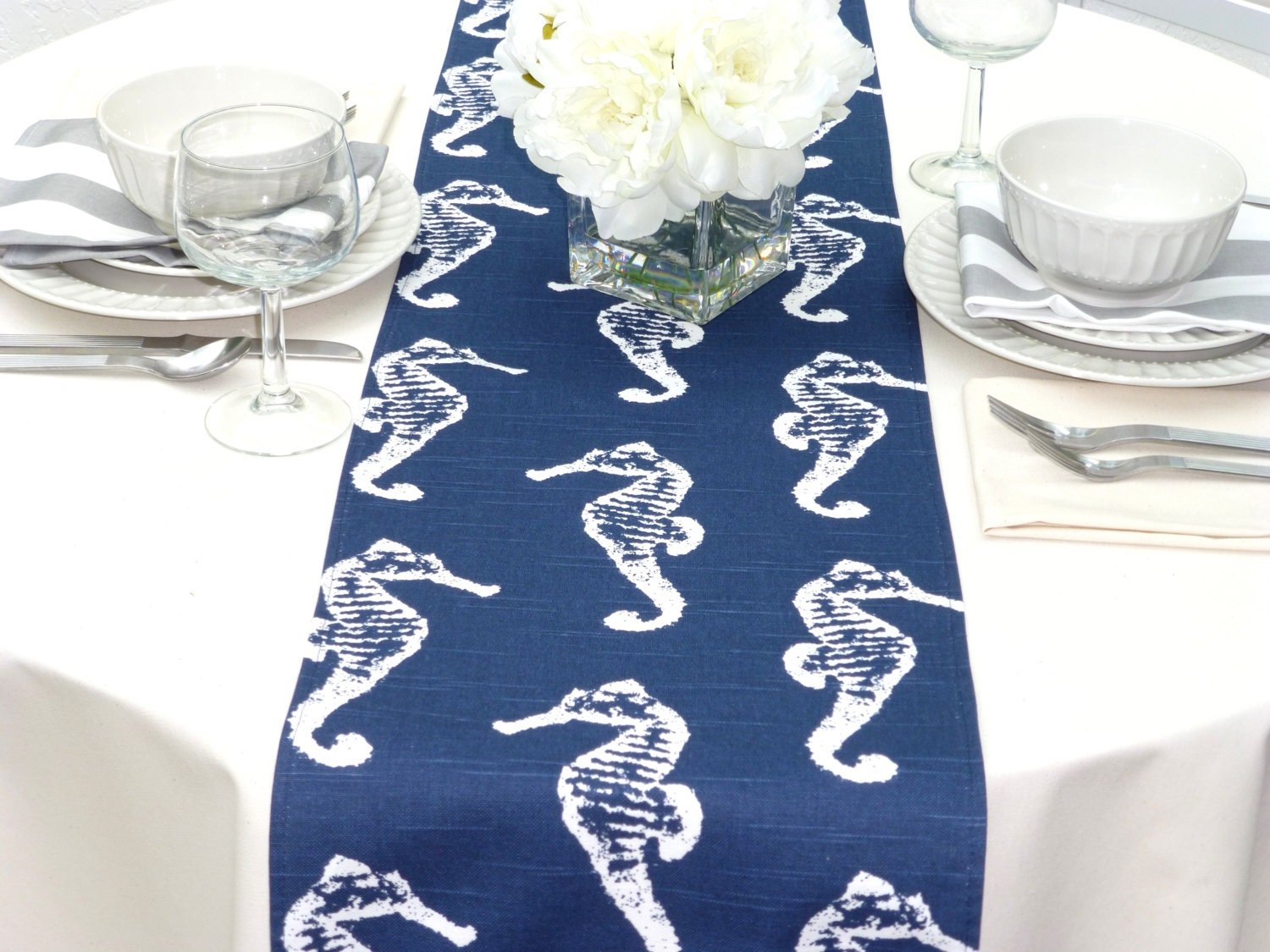 28 navy blue table runners choose your table runner navy bl