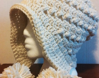 The Ella Hat - Made to Order - Adult Size
