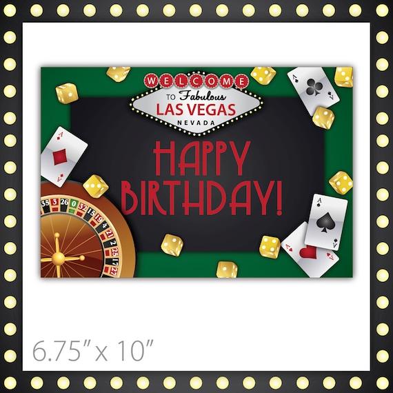 happy birthday casino