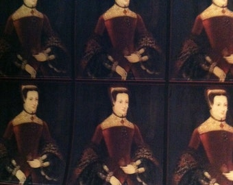 Mary Queen of Scots Wrapping paper/Giftwrap