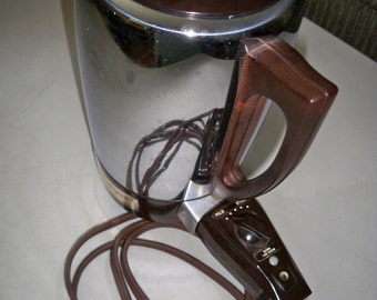 Vintage Dormeyer Mid Century Electric Coffee Percolator